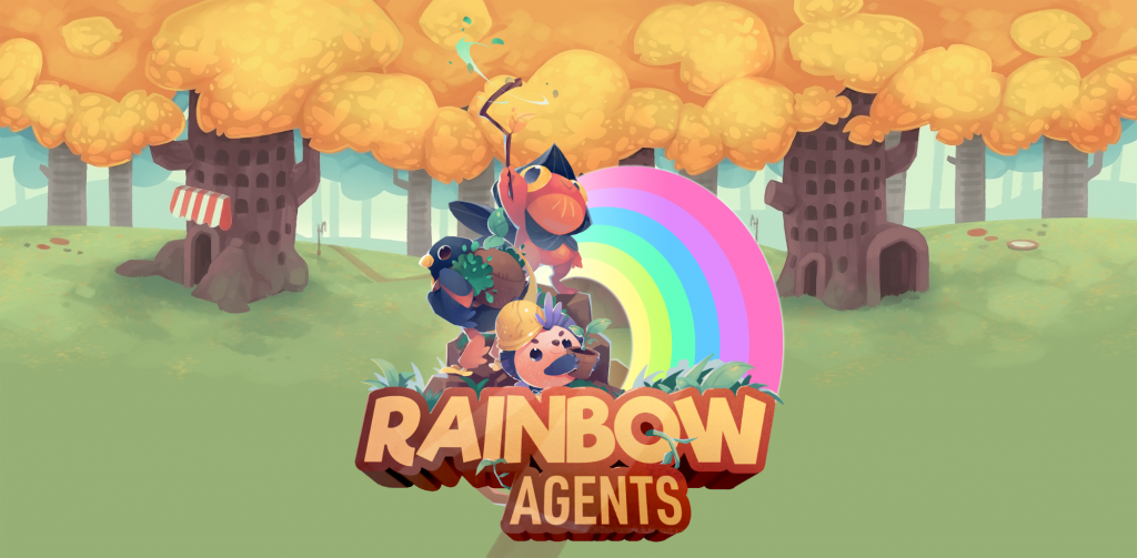 Rainbow Agents Logo