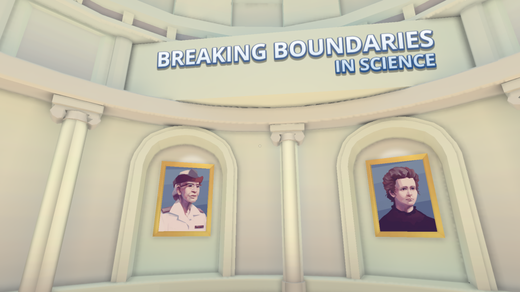 Breaking Boundaries in Science screenshot