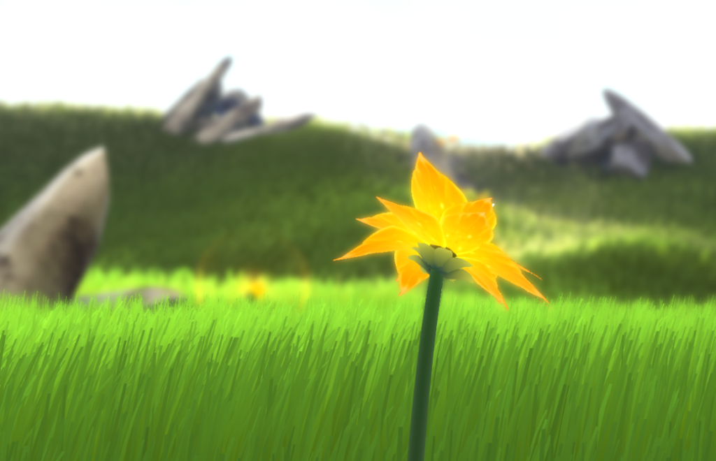 Flower - Screenshot