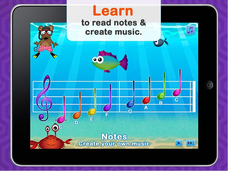 Musical Me! Screenshot