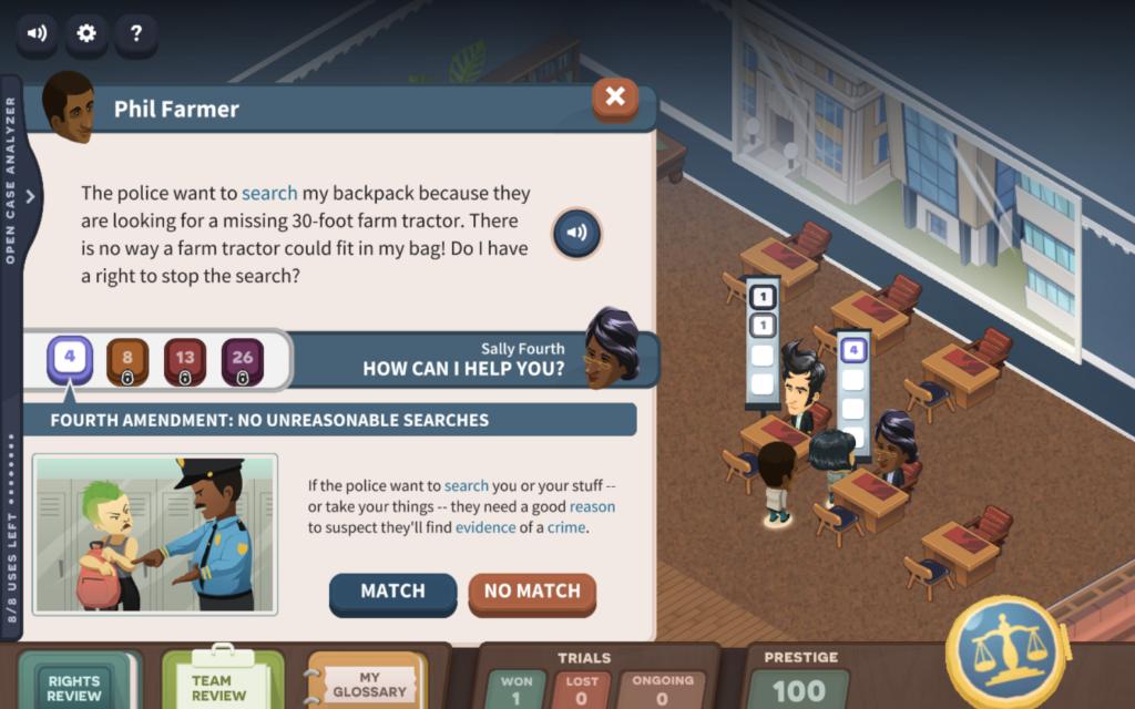 iCivics Screenshot 3