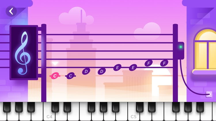 Piano Academy Screenshot