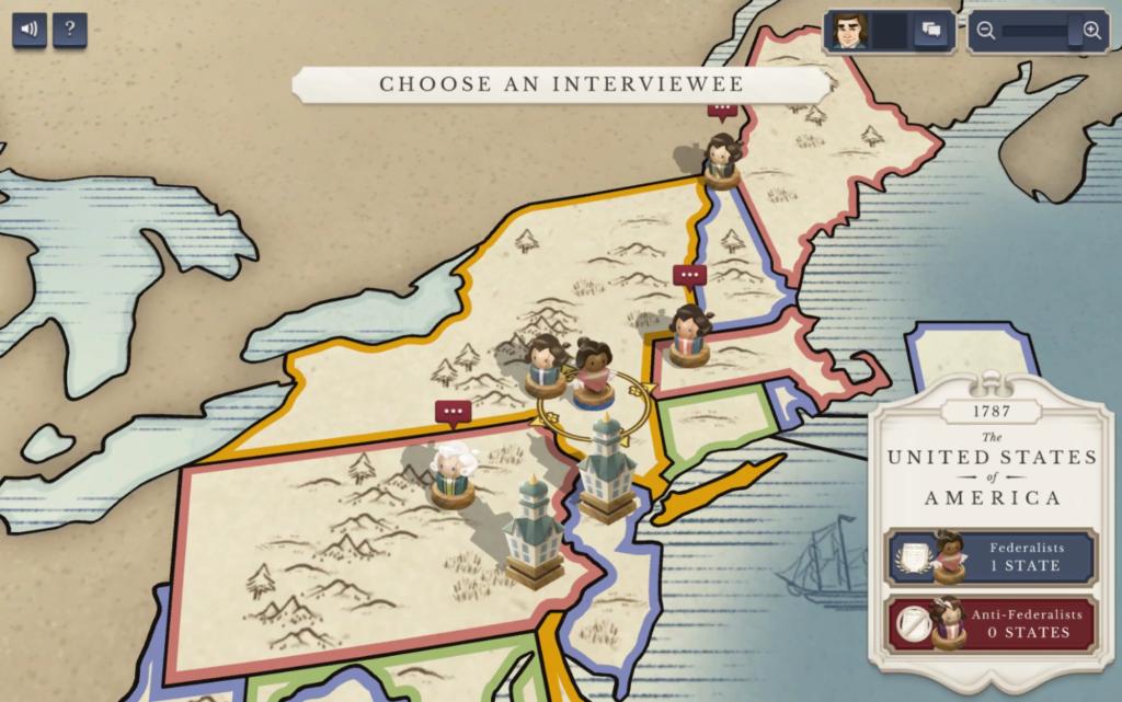iCivics Screenshot 2