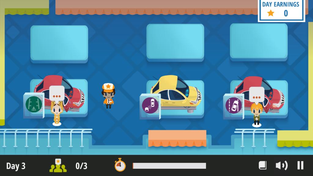 Dashboard Blitz! Screenshot 3