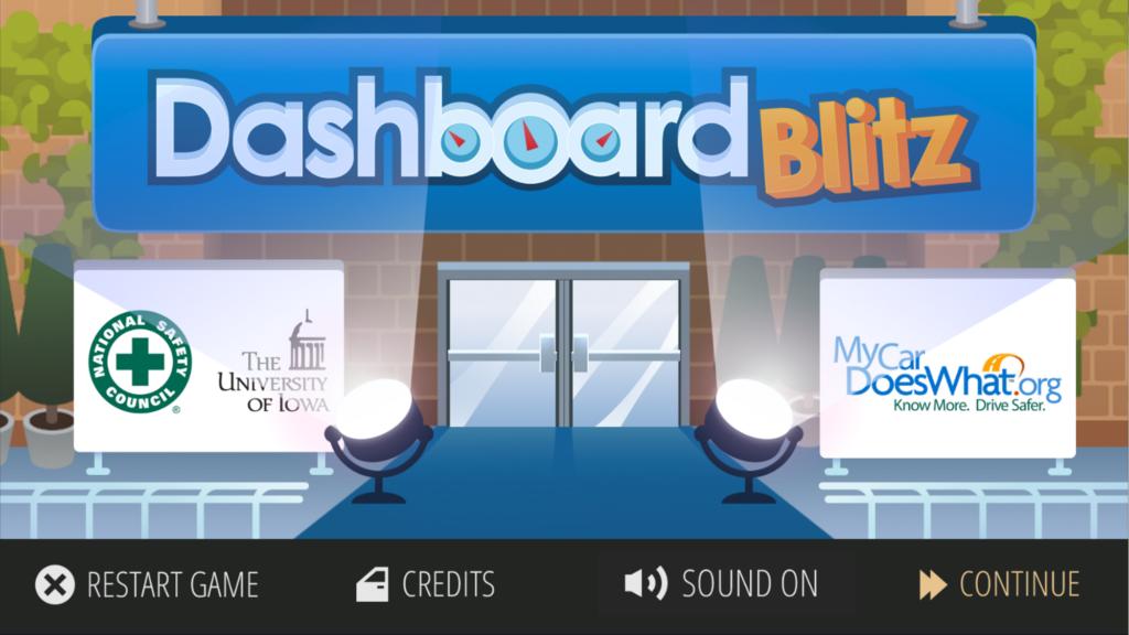 Dashboard Blitz! Screenshot 2