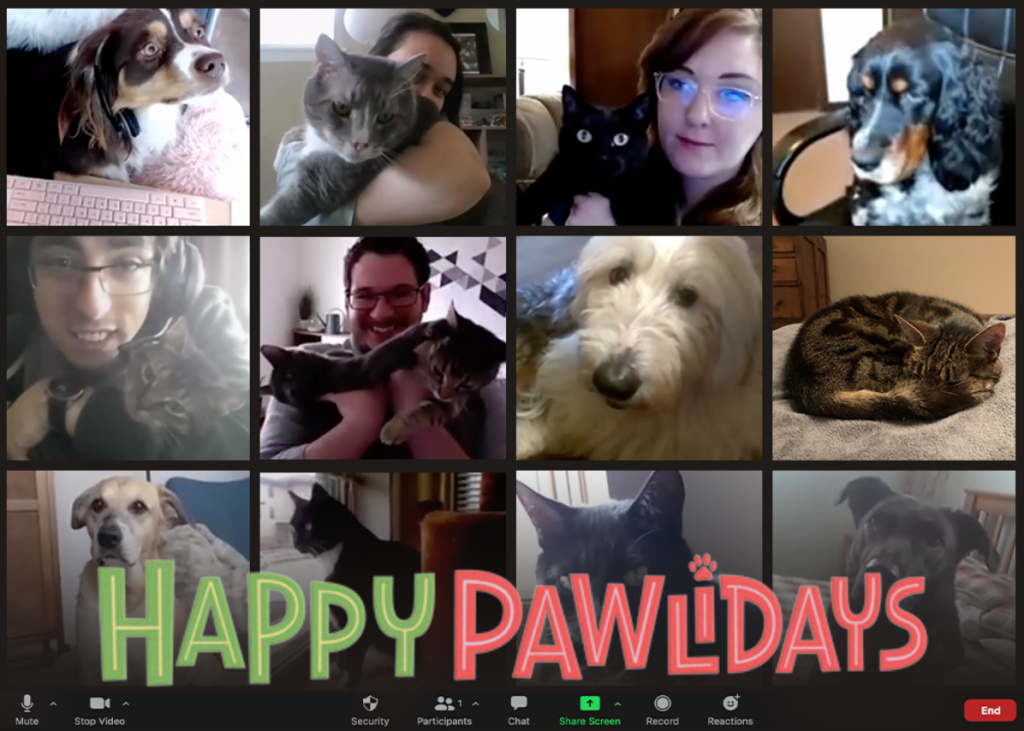 Happy Pawlidays!