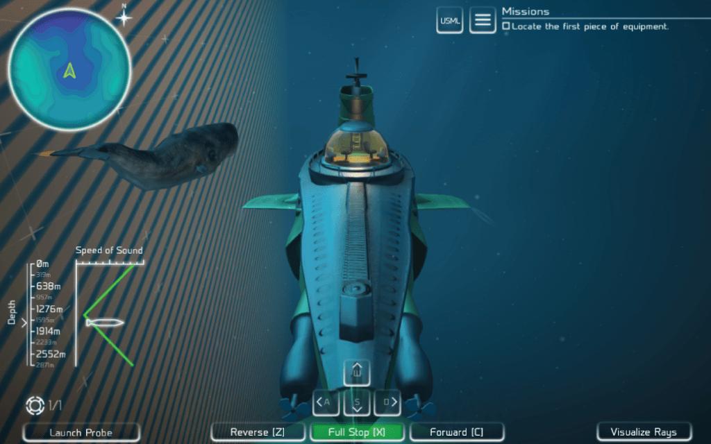Wavequest (ARiA) screenshot